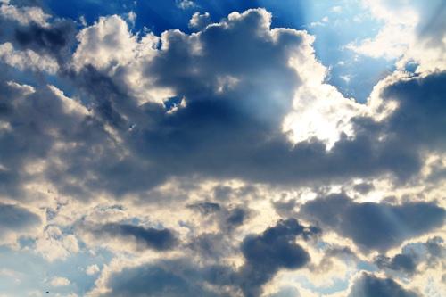 Sky over Brandenburg